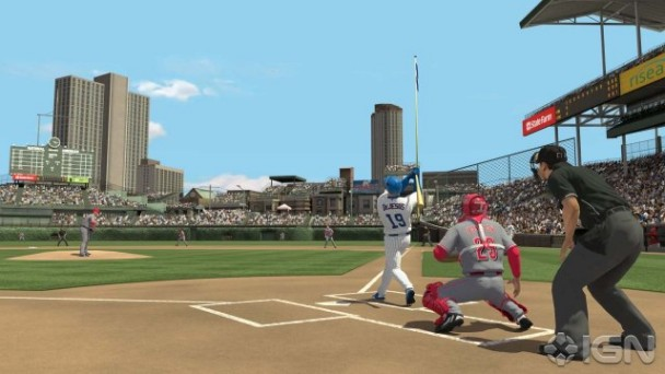 MLB 2K12 is geared toward fans who appreciate the subtle nuances of the game ...