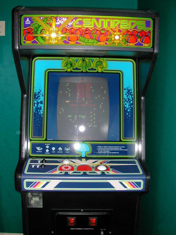 The Video Games Critic S Arcade Game Reviews