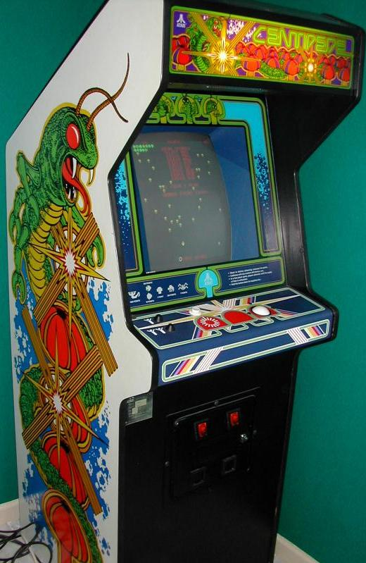 The Video Games Critic's Arcade Game Reviews