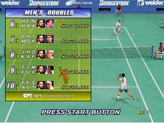 virtua tennis 2k2 dreamcast