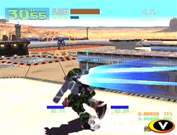 Get Dreamcast Robot Fighting Game Images