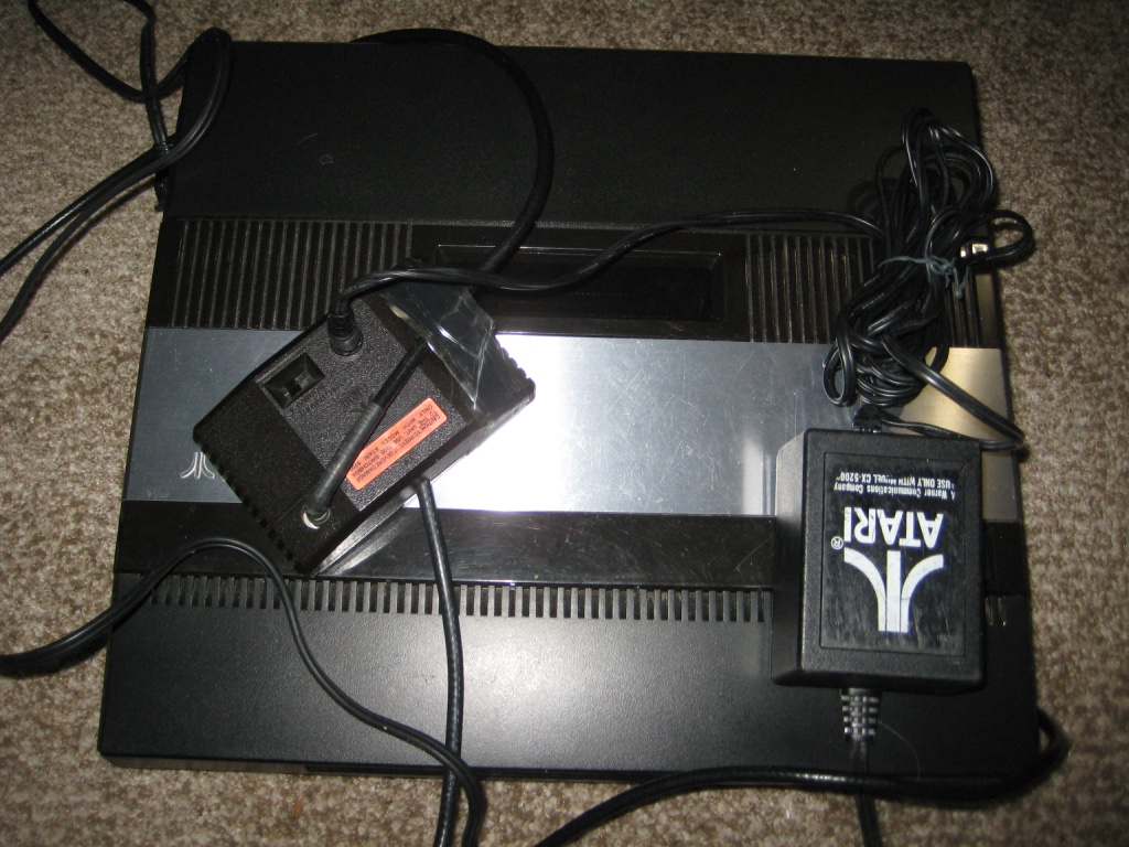 Atari 5200 switchbox