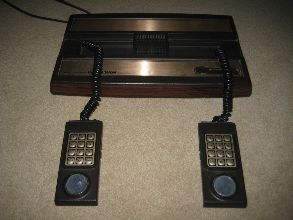 Intellivision wires
