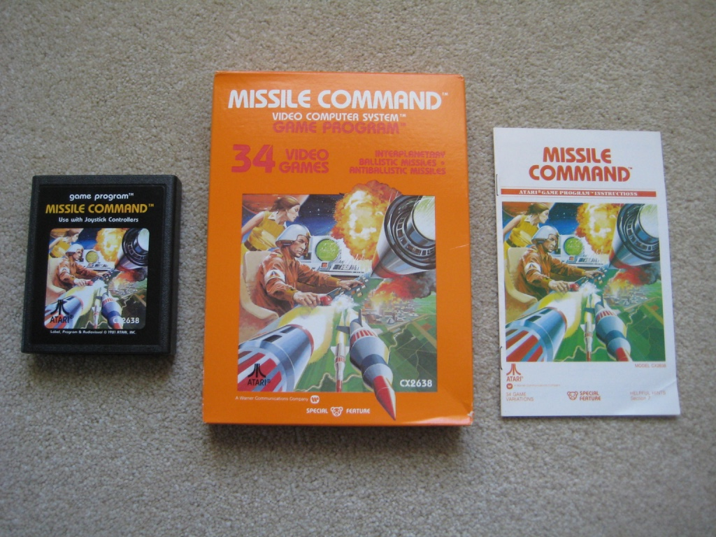 The SECRET of Missile Command