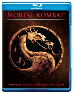 Mortal Kombat Blu Ray