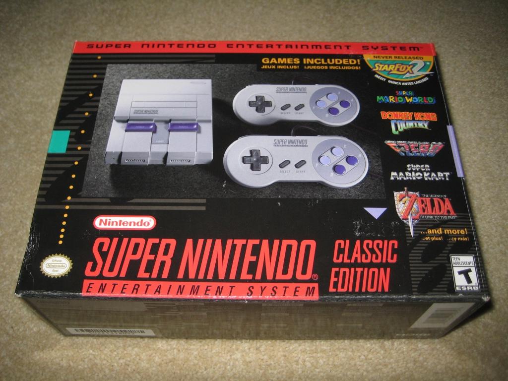 Super Nintendo Classic Edition Review