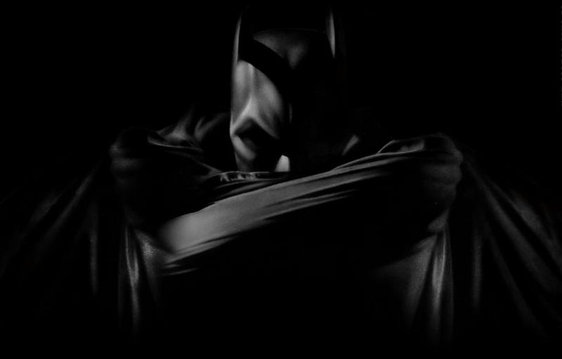 Evil Batman Wallpaper Batman Video Game Review