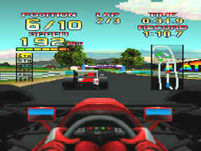 Perfect ... Particularly Well Against Virtua Racing, World Tour Is A Fairly Decent  Jaguar Racer. Itu0027s Certainly A Huge Improvement Over The Pathetic Checkered  Flag.