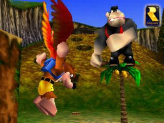 Banjo Kazooie and Conkers Bad Fur Day for 3DS?