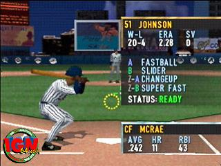 f520f58b26 While it fails to live up to the legacy of its SNES predecessors, MLB  Featuring Ken Griffey does adopt a similar easy-to-play, arcade style.
