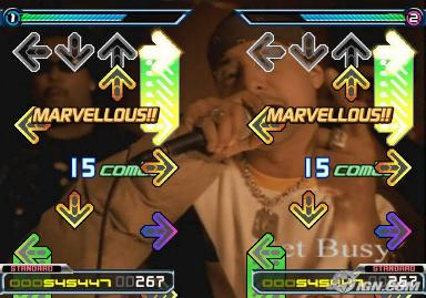 The first Dance Dance Revolution Extreme game added a new element to the ...