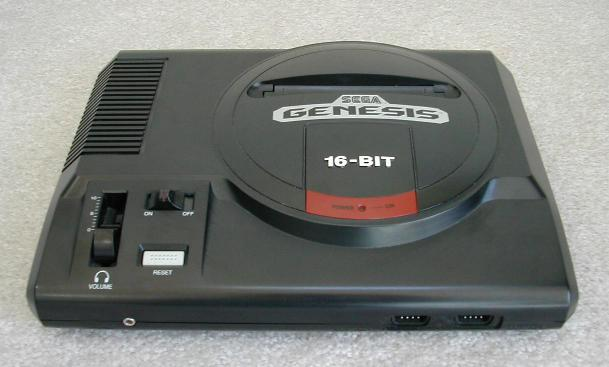 The Video Game Critic's Sega Genesis Review Page