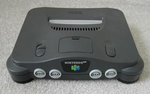 The video game critic 39 s nintendo 64 console review - Super nintendo 64 console ...