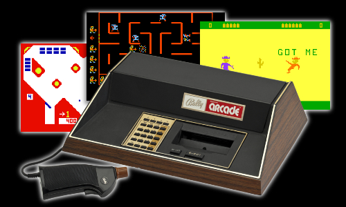 The Video Game Critic S Astrocade System Review