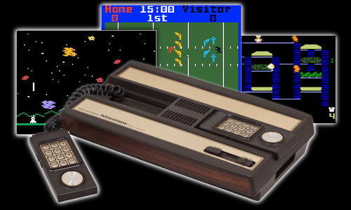 how to make intellivision games