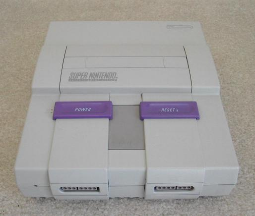 The Video Game Critic's Super Nintendo System Review