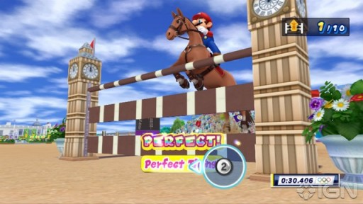 Summer olympic games review special olympic style video games have been around for 30 years so it astounds me how sega managed to botch this one so badly mario and sonic at the london 2012 solutioingenieria Images