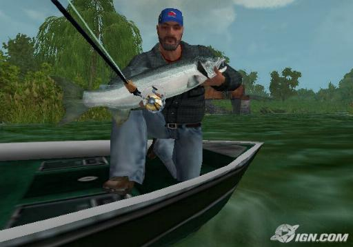 Wii reviews n r by the video game critic for Pro fishing games