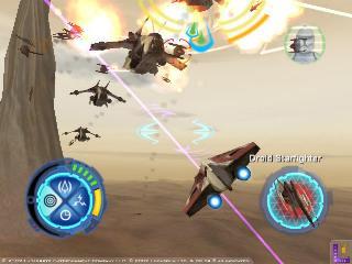 Star Wars: Jedi Starfighter game download