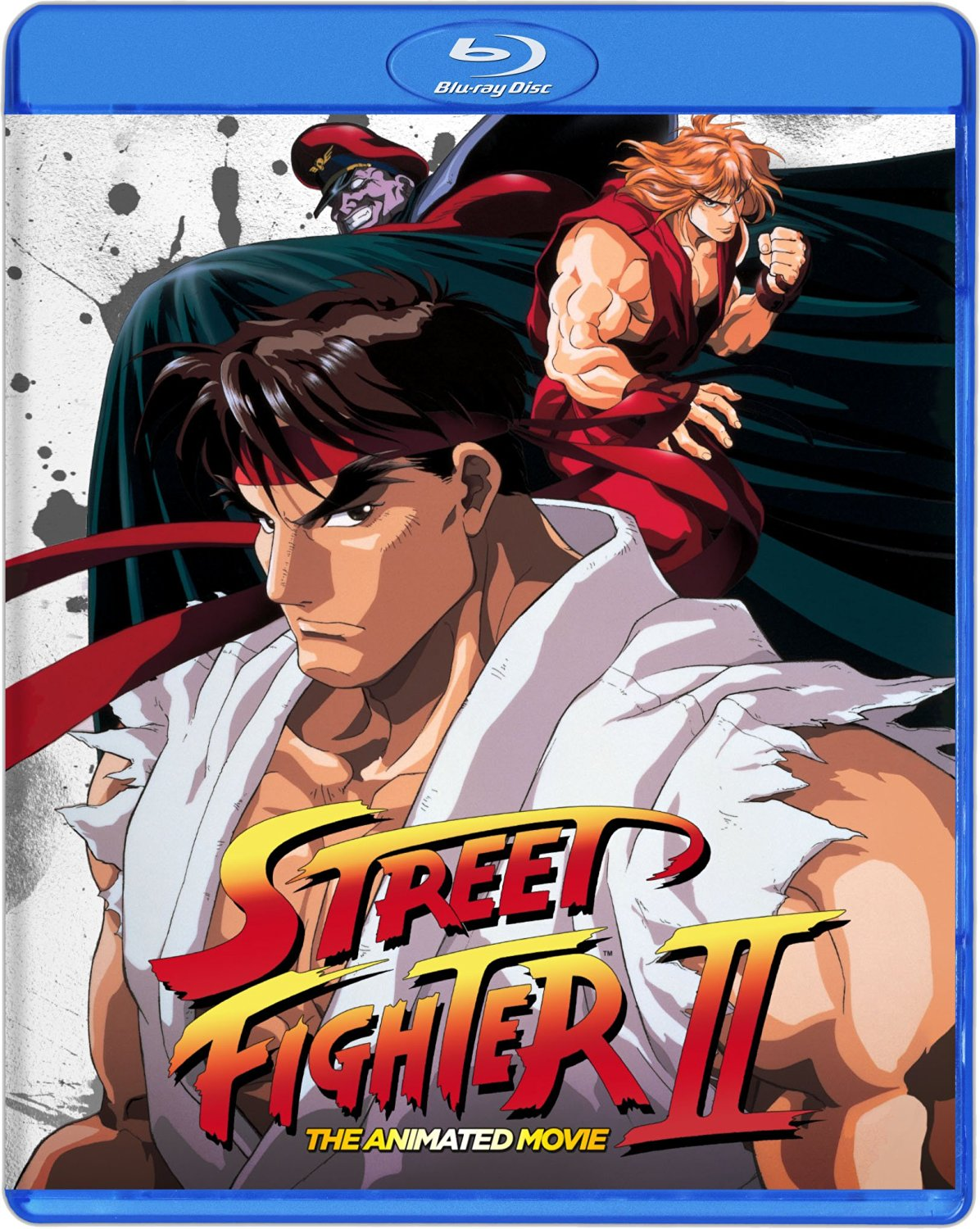Video Game Critic S Street Fighter Blu Ray Reviews